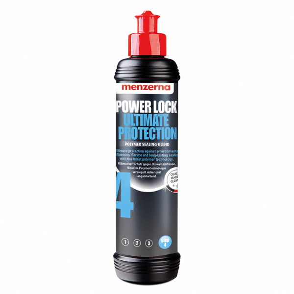 Menzerna Power Lock Ultimate Protection-Üstün Boya Koruma 250 ml
