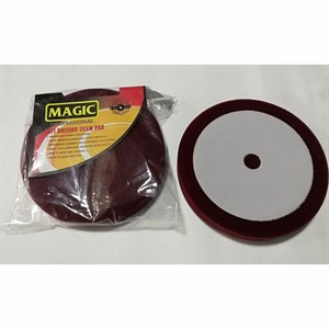 Magic 200mm Cırtlı Bordo Pasta Süngeri